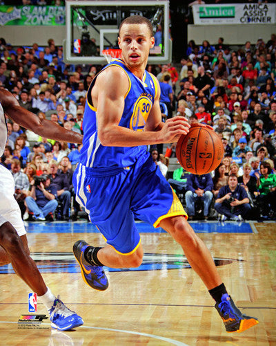 "Stephen Curry ""Golden State Superstar"" (2013) Premium Poster Print - Photofile 16x20"