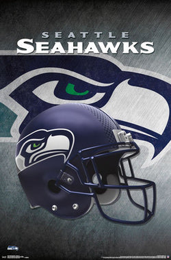 Seattle Seahawks Posters Sports Poster Warehouse