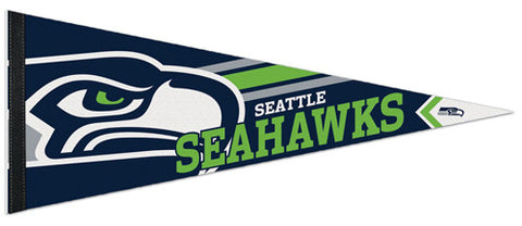 Seattle Seahawks Official NFL Premium Felt Collector's Pennant - Wincraft Inc.