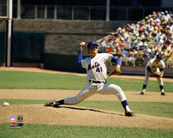 "Tom Seaver ""Terrific"" (c.1968) New York Mets Premium Poster Print - Photofile Inc."