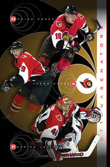 "Ottawa Senators ""Triple Action"" - Costacos 2003"