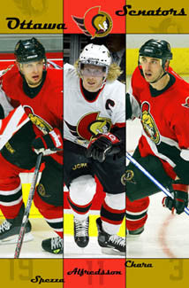 "Ottawa Senators ""Big Three"" - Costacos 2005"