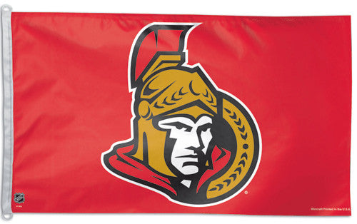 Ottawa Senators Official NHL Hockey 3'x5' Flag - Wincraft Inc.