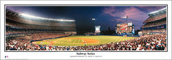 "New York Mets Shea Stadium ""Subway Series"" Panoramic Poster Print - Everlasting Images 1998"
