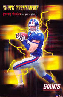 "Jeremy Shockey ""Shock Treatment"" - Starline 2003"