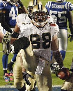 "Jeremy Shockey ""Touchdown XLIV"" - Photofile 16x20"