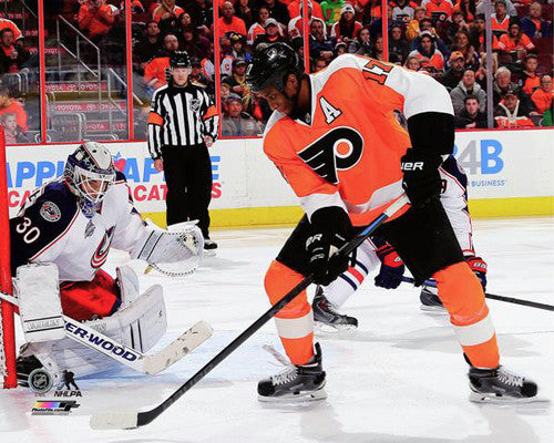 "Wayne Simmonds ""Superstar"" Philadelphia Flyers Hockey Premium Poster Print - Photofile 16x20"