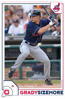 "Grady Sizemore ""Action"" - Costacos 2008"