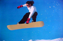 """Skyrider"" Snowboarding Action - Eurographics Inc."