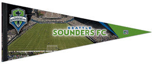 "MLS Seattle Sounders ""Gameday"" Premium Felt Collector's Pennant - Wincraft"