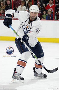 "Sheldon Souray ""Action"" - Costacos 2008"