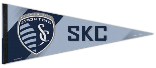 MLS Sporting Kansas City Premium Felt Pennant - Wincraft Inc.