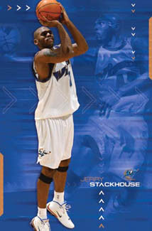 "Jerry Stackhouse ""Wizardry"" - Costacos 2003"