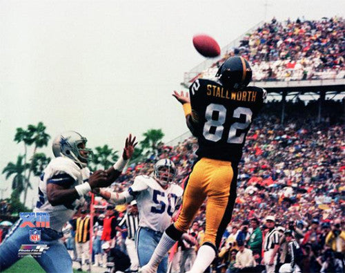 "John Stallworth ""Super Bowl XIII Hero"" (1979) Pittsburgh Steelers Premium Poster - Photofile Inc."