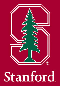 Stanford Cardinal Official 28x40 NCAA Premium Team Banner - BSI Products