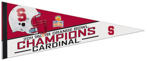 Stanford Cardinal Orange Bowl Champions Commemorative Pennant