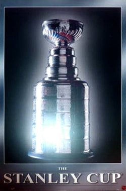 The Stanley Cup (NHL Championship Trophy) Official Poster - Trends International