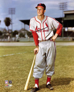 "Stan Musial ""Legend"" (c.1949) St. Louis Cardinals Premium Poster Print - Photofile Inc."