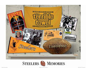 "Pittsburgh Steelers ""Memories"" - Image Source 2008"