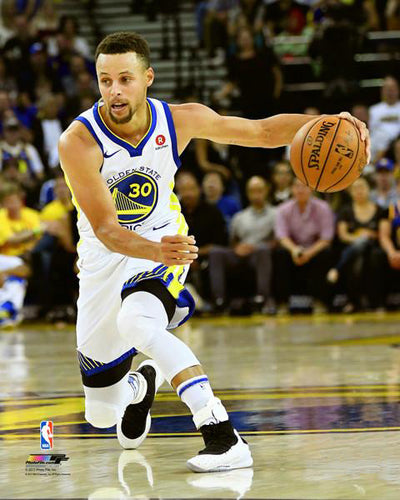 "Stephen Curry ""Crossover"" Golden State Warriors Premium NBA Poster Print - Photofile 16x20"