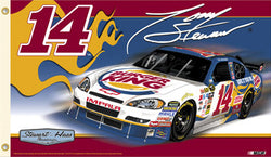 "Tony Stewart ""Burger King 2010"" 3'x5' Flag - BSI"