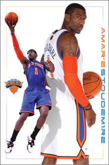 "Amar'e Stoudemire ""New York 1"" - Costacos 2010"