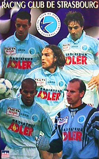 Racing Club de Strasbourg - Starline 1998