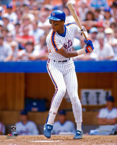 "Darryl Strawberry ""Mets Classic"" (c.1987) New York Mets Premium Poster Print - Photofile Inc."