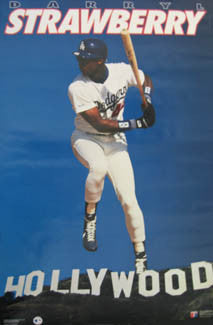 "Darryl Strawberry ""Hollywood"" - Costacos 1992"