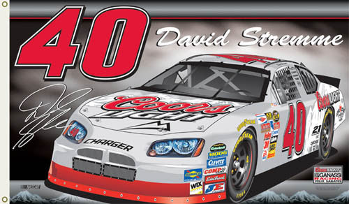 "David Stremme ""Stremme Nation"" 3'x5' Flag - BSI Products"