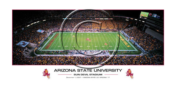 Sun Devil Saturday Night (ASU Football) - Rick Anderson 2007