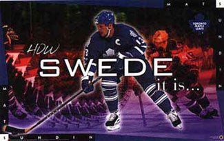 "Mats Sundin ""How Swede..."" - Costacos 1998"