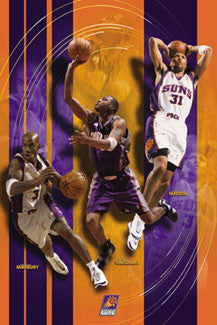 "Phoenix Suns ""Triple Action"" - Costacos 2002"