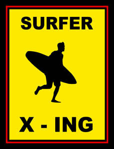 """Surfer Crossing"" - Eurographics 2005"