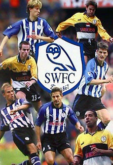 "Sheffield Wednesday ""Owls 2000"" - UK 2000"