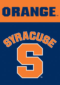 Syracuse University Orange Premium House Banner - BSI Products