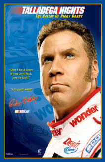 "Talladega Nights ""Ricky Bobby Motivational"" - Time Factory"