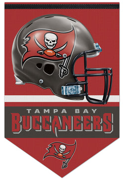 Tampa Bay Buccaneers Official NFL Football Team Premium Felt Banner - Wincraft Inc.