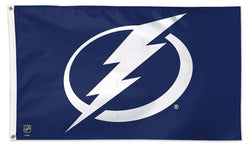 Tampa Bay Lightning Official NHL 3'x5' Deluxe-Edition Team Flag - Wincraft Inc.