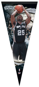 "James Anderson ""Spurs Superstar"" EXTRA-LARGE Premium Felt Pennant"