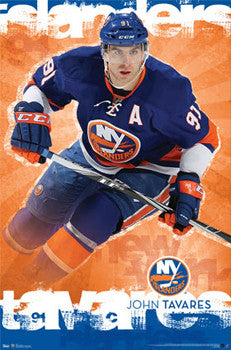 "John Tavares ""Superstar"" New York Islanders NHL Action Poster - Trends International"