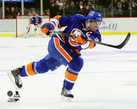 "John Tavares ""The Captain"" New York Islanders Premium Poster Print - Photofile 16x20"