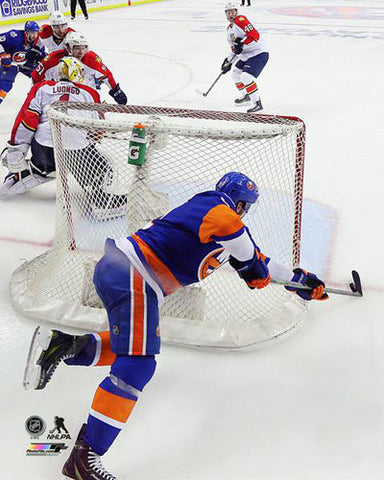 "John Tavares ""Double Overtime Game 6"" New York Islanders Premium Poster Print - Photofile 16x20"