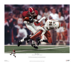 "Alabama ""The Play"" (George Teague 1993 Sugar Bowl) - USA Sports"