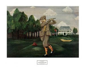 """Teeing Off"" (1994) - New York Graphic Society"