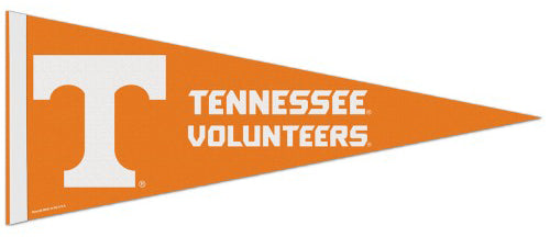 Tennessee Volunteers Official NCAA Team Premium Felt Collector's Pennant - Wincraft Inc.