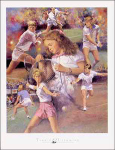 """Tennis Dreaming"" - Image Source 1996"