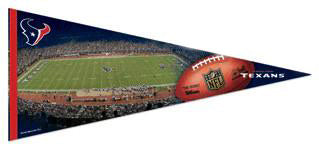 "Houston Texans ""Gameday"" Extra-Large Premium Felt Pennant - Wincraft"