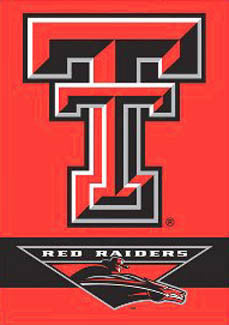 "Texas Tech ""Scarlet & Black"" - BSI Products"