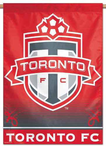 Toronto FC TFC Official MLS Soccer Team Wall BANNER - Wincraft Inc.